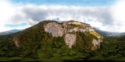 Ялта водопад Учан-Су 360 ... без воды