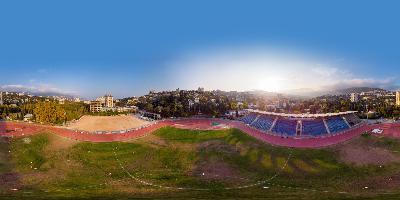 Ялта стадион Авангард 360