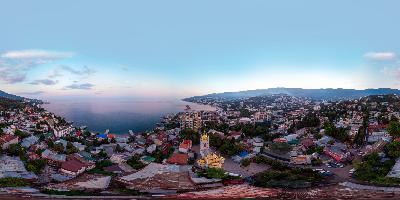 3D тур Ялта и ЮБК * проект Крым 360 (200+ аэропанорам Крыма)