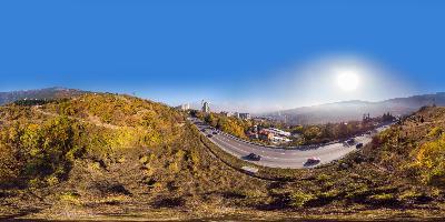 Ялта трасса на Севастополь
