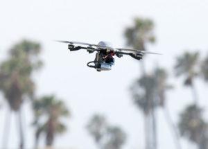 Американцы создадут городскую диспетчерскую систему для дронов и аэротакси